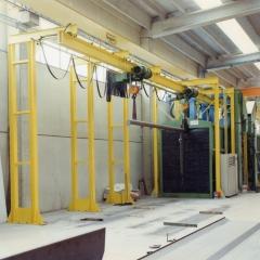 Tunnel shotblasting machines ISTG